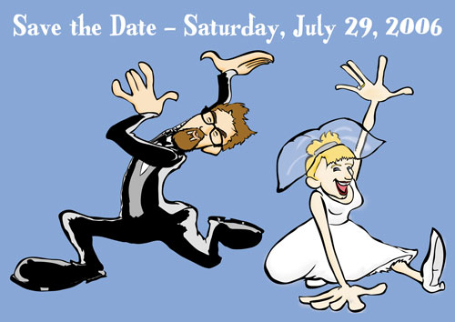 Save the Date - July 29, 2006