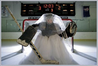 Johnny Knight - Hockey Bride